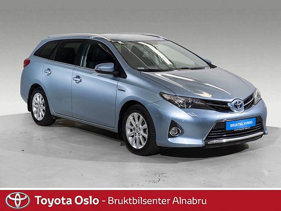 Toyota Auris Touring Sports 1,8 Hybrid Executive Innbyttekampanje  2015, 63404 km, kr 209900,-
