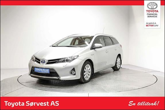 Toyota Auris Touring Sports 1,8 Hybrid Active+  2015, 45614 km, kr 199000,-