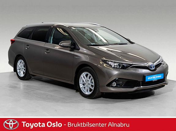 Toyota Auris Touring Sports 1,8 Hybrid Active Sport Automat, Navi,  2018, 20547 km, kr 289900,-