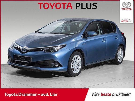 Toyota Auris 1,8 Hybrid E-CVT Active  2017, 42500 km, kr 219000,-