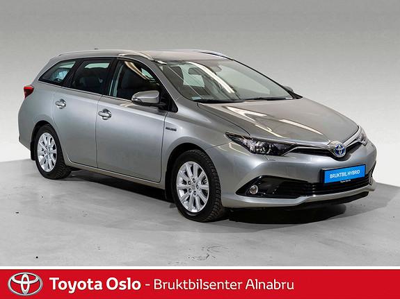 Toyota Auris Touring Sports 1,8 Hybrid Active S SE KM!  2016, 19317 km, kr 239900,-