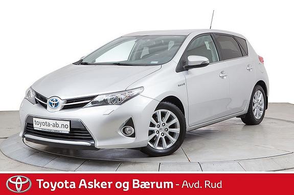 Toyota Auris 1,8 Hybrid E-CVT Active+ KAMPANJE!!  2015, 47200 km, kr 186000,-