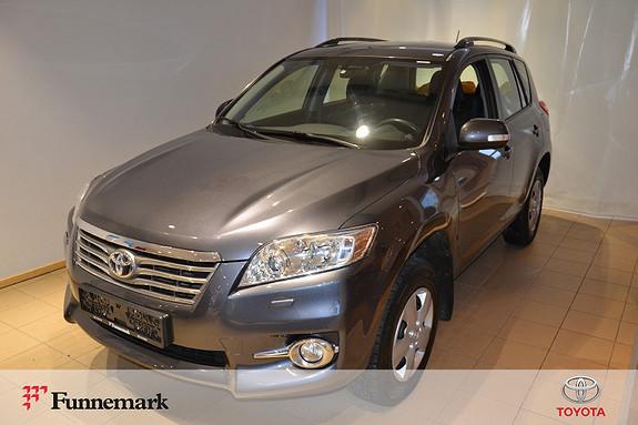 Toyota RAV4 2,0 VVT-i Vanguard Multidrive S  2012, 104500 km, kr 199000,-