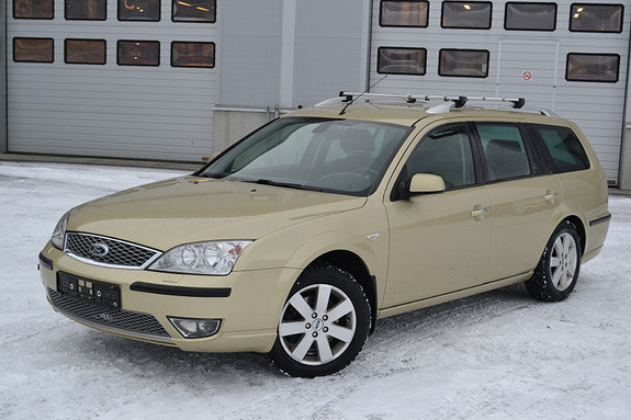 Ford Mondeo 2,0 TDCI Titanium  2007, 189000 km, kr 20618,-