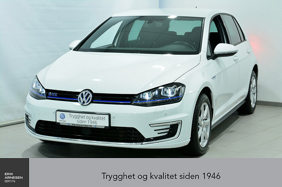 Volkswagen Golf 1,4 TSI 204hk DSG INNBYTTEKAMPANJE*  2015, 46800 km, kr 209900,-