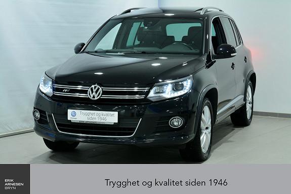 Volkswagen Tiguan 2,0 TDI 150hk 4M BMT Exclusive R DSG INNBYTTEKAMPANJE*  2016, 45800 km, kr 349900,-