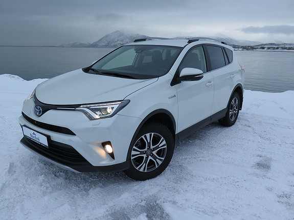 Toyota RAV4 Hybrid AWD Executive  2017, 22067 km, kr 449000,-