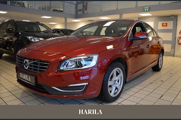 Volvo S60 D2 Momentum aut  2016, 33357 km, kr 249000,-