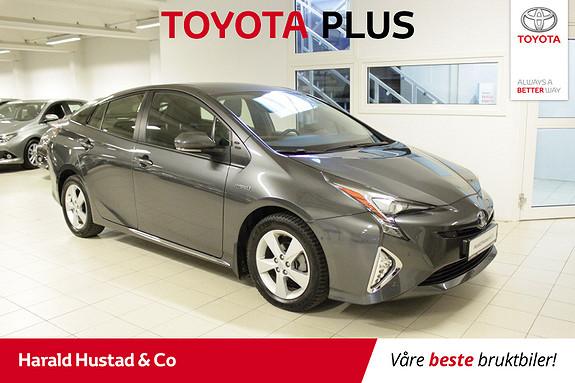 Toyota Prius 1,8 VVT-i Hybrid Executive  2016, 25373 km, kr 249000,-