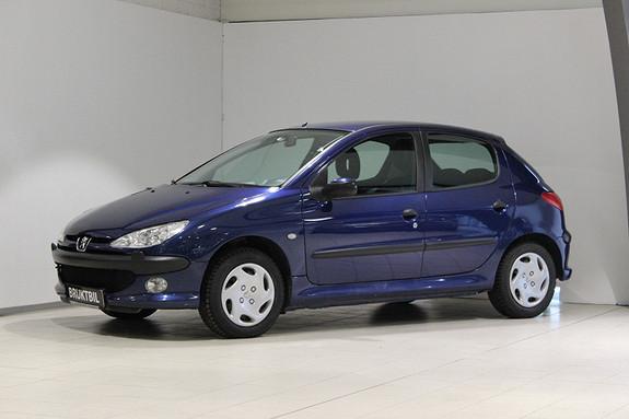 Peugeot 206 1,1 X-Line DAB+, EU 30.03.2020, LAV KM!  2004, 70400 km, kr 23900,-
