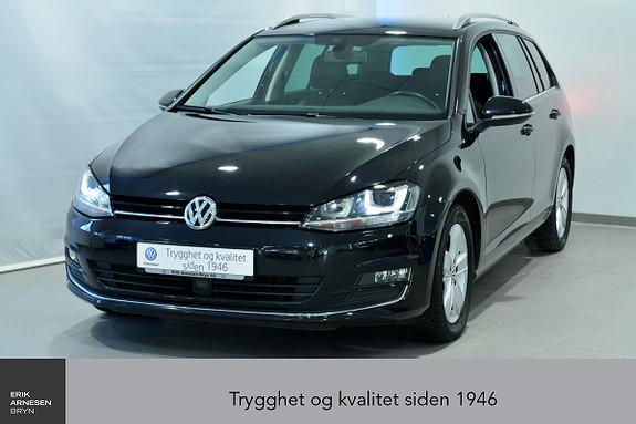 Volkswagen Golf 1,2 TSI 110hk Highline DSG INNBYTTEKAMPANJE*  2016, 44200 km, kr 219900,-