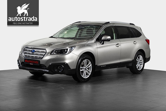Subaru Outback 2.5 i Sport Premium H.feste Navi Takstativ
