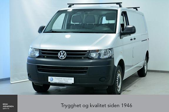 Volkswagen Transporter 2,0 TDI 140hk 4M u/vindu lang INNBYTTEKAMPANJE*  2015, 66800 km, kr 239000,-