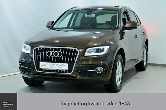 Audi Q5 2,0 TDI 163hk quattro S tronic INNBYTTEKAMPANJE*  2016, 44400 km, kr 449000,-