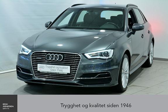 Audi A3 Sportback 1,4 TFSI  Ambition INNBYTTEKAMPANJE*  2016, 29800 km, kr 264900,-