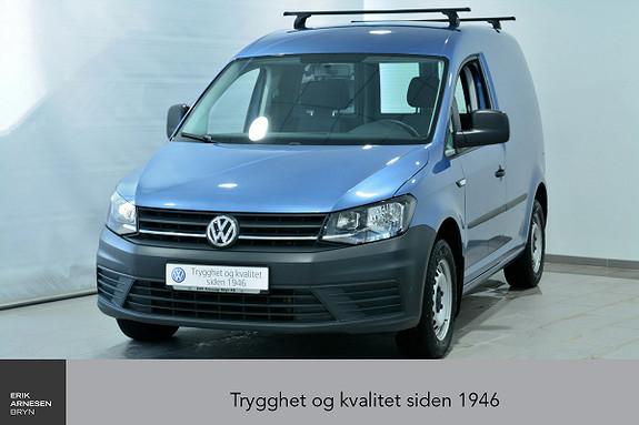 Volkswagen Caddy 2,0 TDI 102hk INNBYTTEKAMPANJE*  2016, 48400 km, kr 159000,-