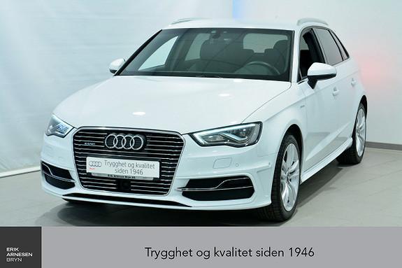 Audi A3 Sportback 1,4 TFSI  Ambition INNBYTTEKAMPANJE*  2016, 40300 km, kr 269000,-