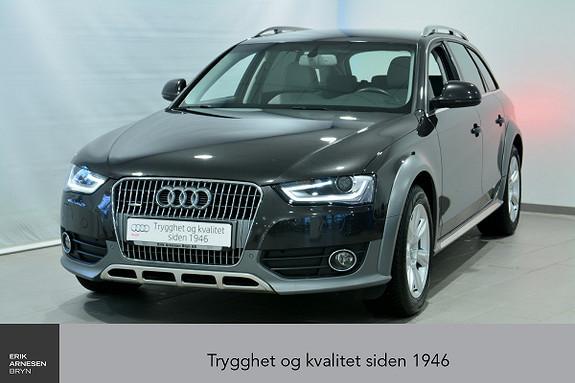 Audi A4 allroad 2.0 TDI 163hk quattro S tronic INNBYTTEKAMPANJE*  2016, 37900 km, kr 399900,-