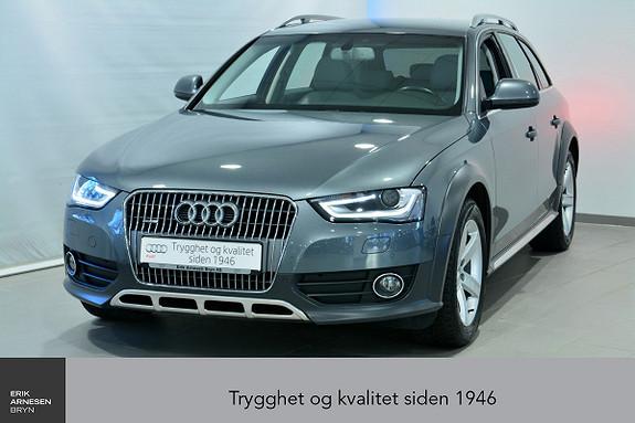 Audi A4 allroad 2.0 TDI 163hk quattro S tronic INNBYTTEKAMPANJE*  2016, 45200 km, kr 384000,-