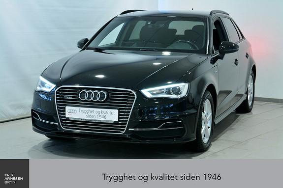 Audi A3 Sportback 1,4 TFSI  Ambition INNBYTTEKAMPANJE*  2016, 74400 km, kr 219900,-