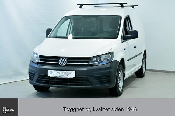 Volkswagen Caddy 2,0 TDI 102hk INNBYTTEKAMPANJE*  2016, 40700 km, kr 159000,-