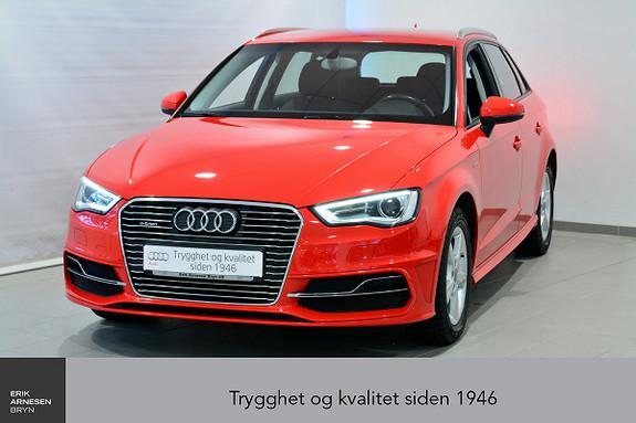 Audi A3 Sportback 1,4 TFSI  Ambition INNBYTTEKAMPANJE*  2015, 53500 km, kr 219000,-