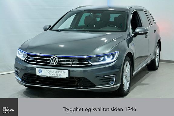 Volkswagen Passat 1,4 TSI 218hk DSG INNBYTTEKAMPANJE*  2017, 54200 km, kr 339900,-