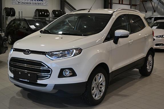 Ford Ecosport 1,0 125hk Titanium  2017, 17000 km, kr 219000,-