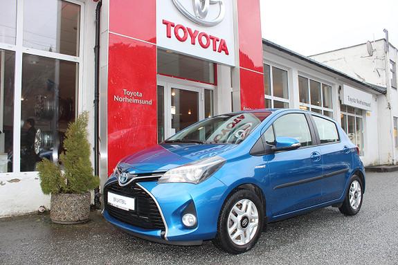 Toyota Yaris 1.5 Hybrid Active-S TECTYL, Kompl. servicehefte,1 eigar  2016, 29300 km, kr 169900,-