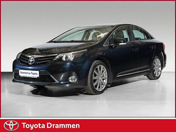 Toyota Avensis 1,8 147hk Premium Multidrive S  2012, 99415 km, kr 169000,-