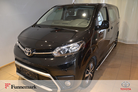 Toyota Proace 1,6 D 115 Comfort Medium L1H1  2016, 18800 km, kr 229000,-