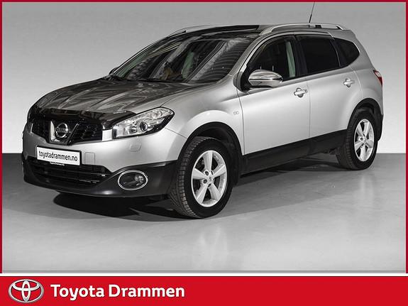 Nissan Qashqai +2 2,0 dCi Tekna 4x4  2011, 118910 km, kr 169000,-