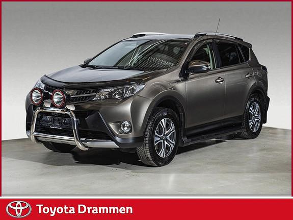 Toyota RAV4 2,0 4WD Multidrive S Active  2013, 58925 km, kr 279000,-