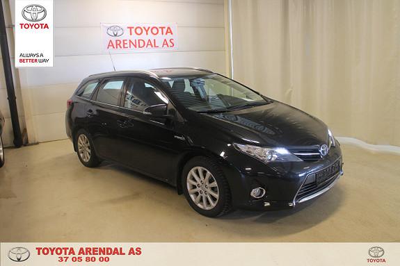 Toyota Auris Touring Sports 1,8 Hybrid Active Flott bil!  2014, 89500 km, kr 169000,-