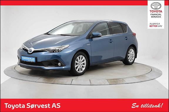 Toyota Auris 1,8 Hybrid E-CVT Active  2017, 43935 km, kr 239000,-