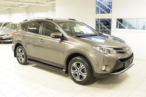 Toyota RAV4 2,2 D-4D 4WD Exective  2013, 163762 km, kr 239000,-