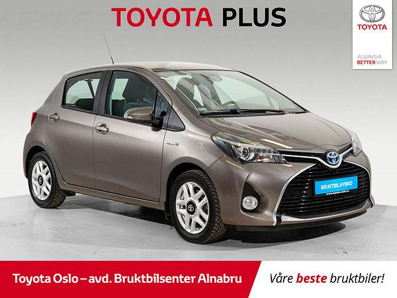 Toyota Yaris 1,5 Hybrid Active S e-CVT SE KM!  2016, 14614 km, kr 169900,-
