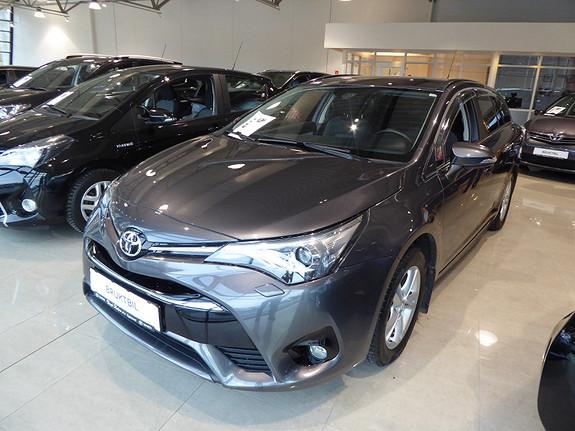 Toyota Avensis Touring Sports 1,8 Active M-drive 7S m/DAB+ og Navi  2016, 25500 km, kr 279000,-