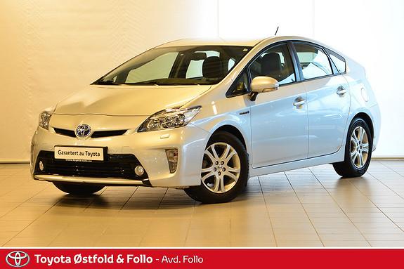Toyota Prius 1,8 VVT-i Hybrid Executive  2012, 48439 km, kr 159000,-