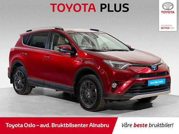 Toyota RAV4 Hybrid AWD Executive Hengerfeste 1650 kg  2018, 26924 km, kr 474900,-