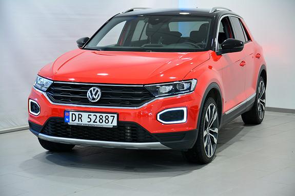Volkswagen T-Roc SPORT 190 TSI 4M DSG  2018, 8000 km