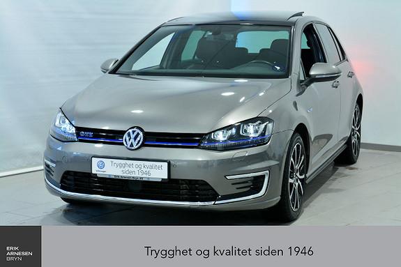 Volkswagen Golf 1,4 TSI 204hk DSG INNBYTTEKAMPANJE*  2016, 38600 km, kr 269900,-