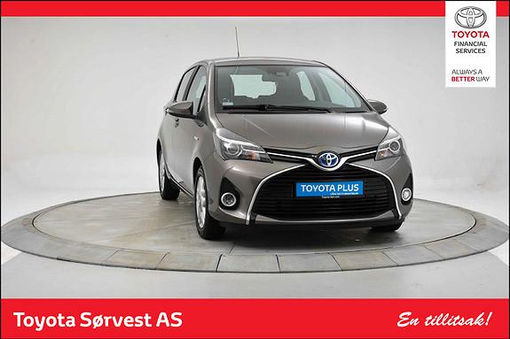 Toyota Yaris 1,5 Hybrid Active e-CVT  2017, 34308 km, kr 199000,-