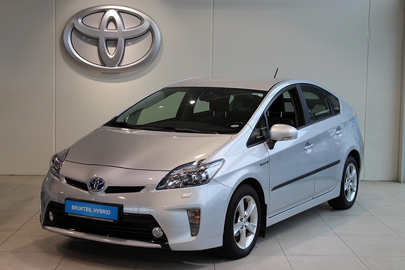 Toyota Prius 1.8 VVT-i Hybrid Executive  2013, 56000 km, kr 169000,-