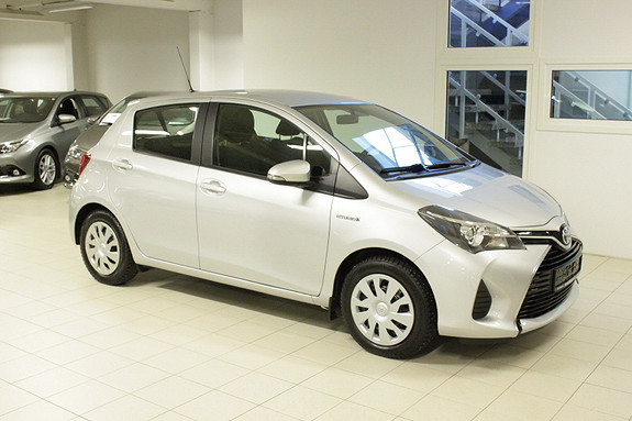 Toyota Yaris 1,5 Hybrid Active e-CVT aut  2015, 61000 km, kr 159000,-