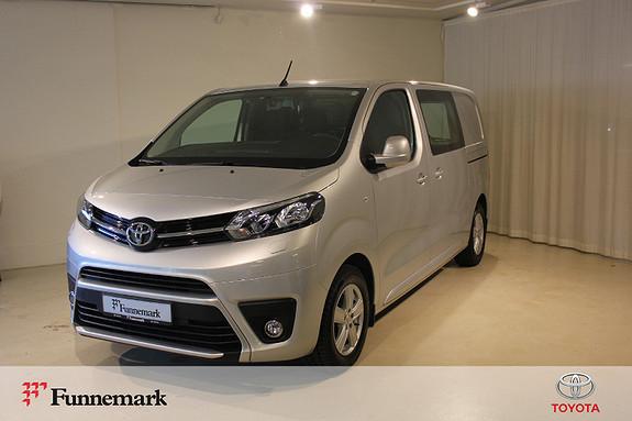 Toyota Proace 1,6 D 115 Comfort L1H1  2016, 32600 km, kr 219000,-