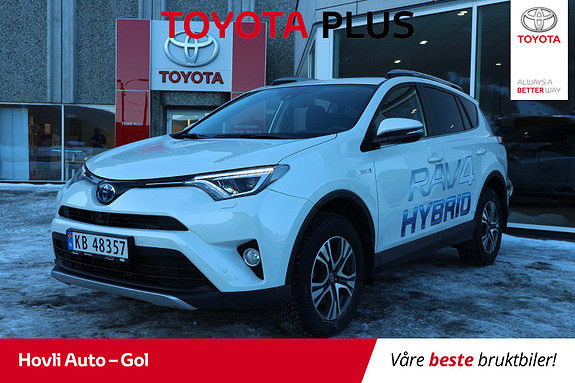 Toyota RAV4 Hybrid AWD Executive Tectyl - Lakkforsegling - Demobil  2018, 10690 km, kr 459900,-