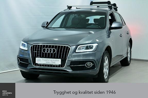 Audi Q5 2,0 TDI 163hk quattro S tronic INNBYTTEKAMPANJE*  2016, 45000 km, kr 449000,-