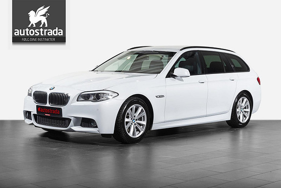 BMW 5-serie 520D M-Sport/NAVI Proff+++