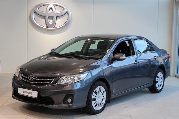 Toyota Corolla Advance 1.4 90 HK  2011, 101000 km, kr 109000,-